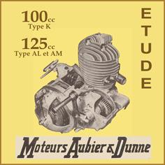 Aubier et Dunne 100cc et 125cc